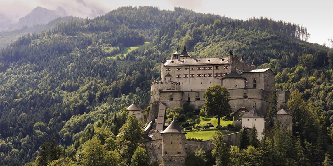 Ausflugsziele rund um Flachau - Haus Maier - Ferienwohnung in Flachau, Salzburger Land, Ski amadé