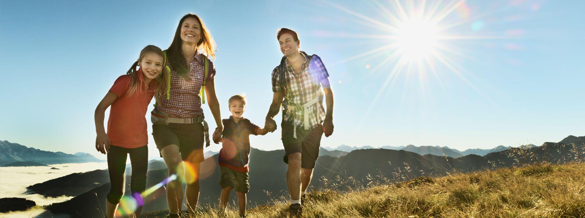 Ferienwohnung in Flachau - Haus Maier - Sommerurlaub