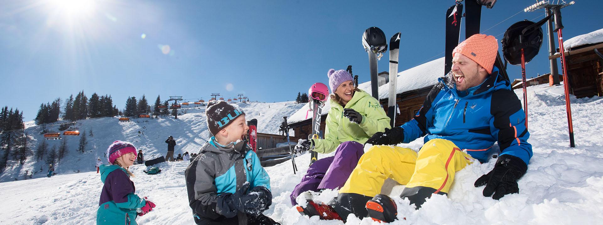Ferienwohnung in Flachau - Haus Maier - Winterurlaub