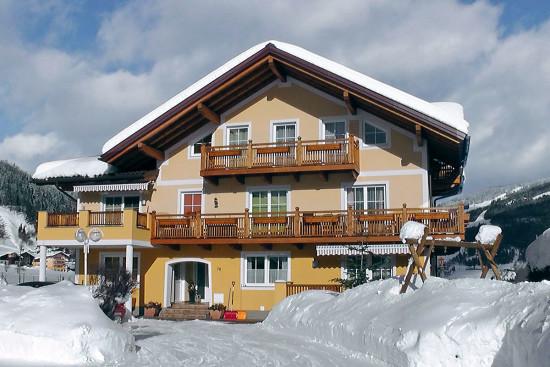 Kontakt & Lage - Haus Maier - Ferienwohnung in Flachau, Salzburger Land