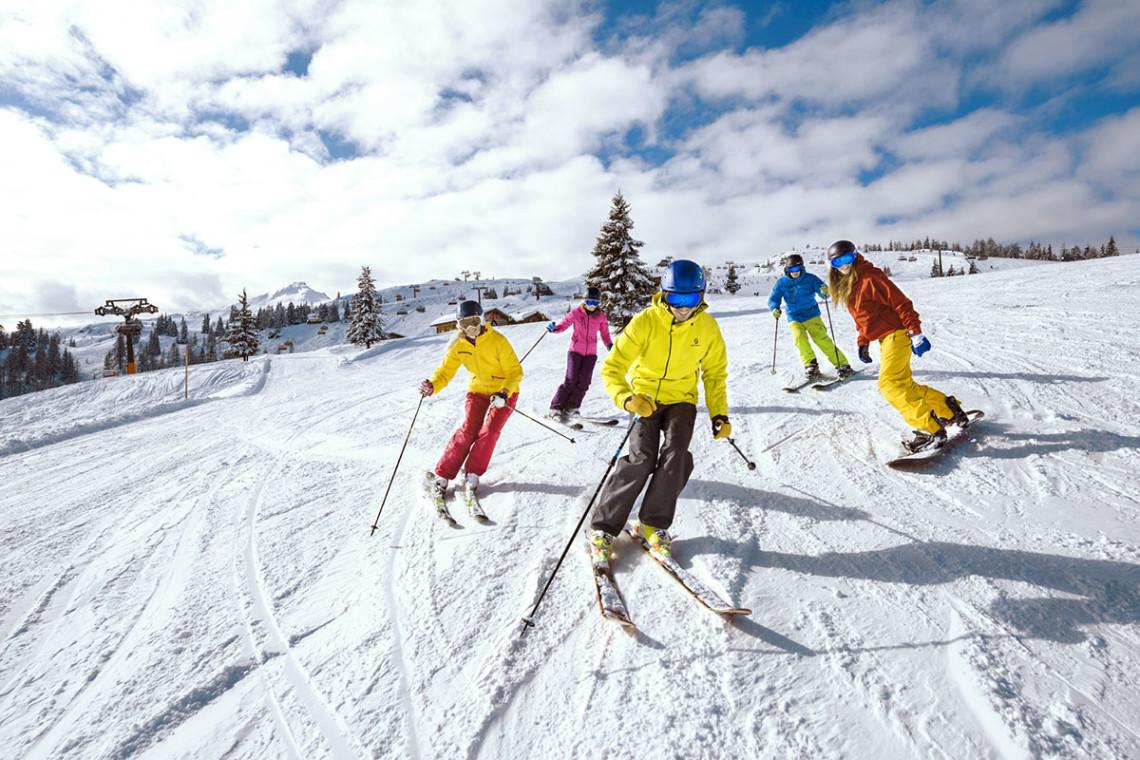 Skifahren & Snowboarden - Winterurlaub & Skiurlaub in Flachau, Salzburger Land, Ski amadé - Ferienwohnung im Haus Maier