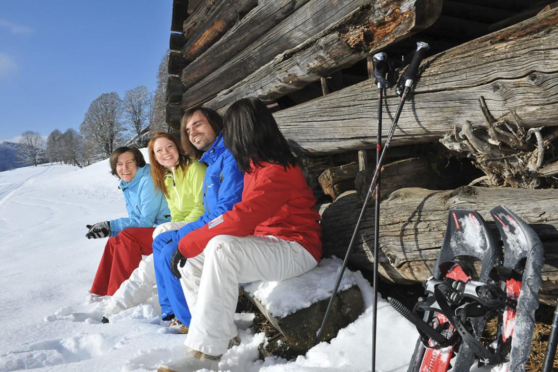 Winterwandern & Schneeschuhwandern - Winterurlaub & Skiurlaub in Flachau, Salzburger Land, Ski amadé - Ferienwohnung im Haus Maier
