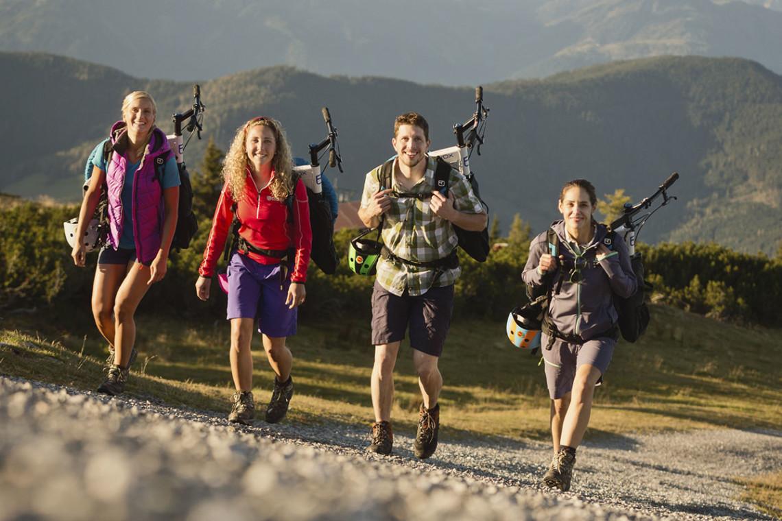 Sommer in der Region, Sommerurlaub in Flachau, Ferienwohnung im Haus Maier, Salzburger Land - Biken in Flachau