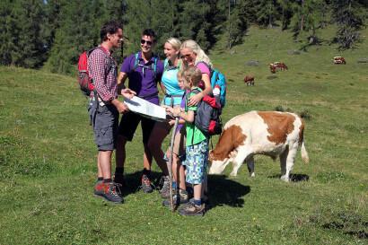 Sommerurlaub & Wandern in Flachau, Salzburg - Haus Maier