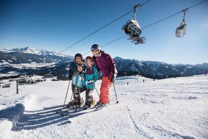 Winterurlaub & Skifahren in Flachau, Salzburg - Haus Maier